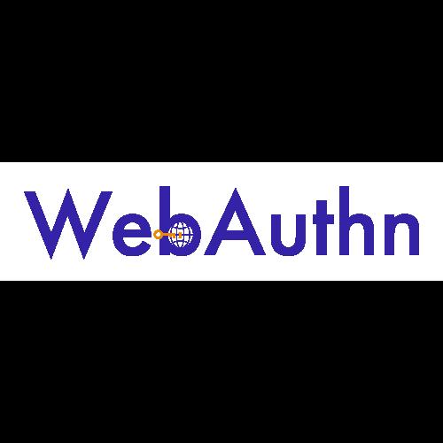 Web Authentication - Webauthn Logo